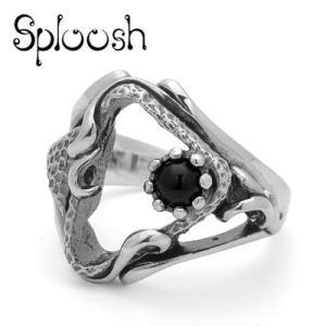 Sploosh / スプルーシュ R-45 リング オニキス|blackbarts