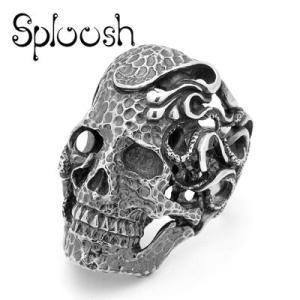 Sploosh+ / スプルーシュプラス R-1 リング スカル|blackbarts