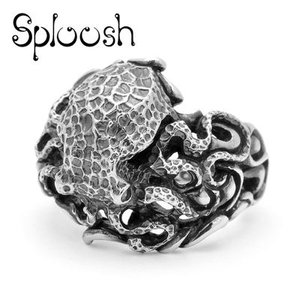 Sploosh+ / スプルーシュプラス R-2 リング オクトパス|blackbarts