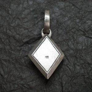 ブラックチェイサー『ダイアモンドスカルペンダント-I』/BlackChaser『DiamondSkullPendant-I』|blackchaser|02