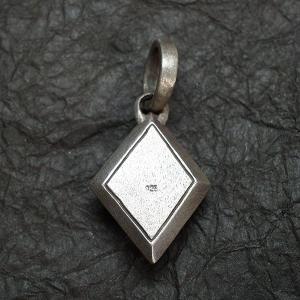ブラックチェイサー『ダイアモンドスカルペンダント-II』/BlackChaser『DiamondSkullPendant-II』|blackchaser|02