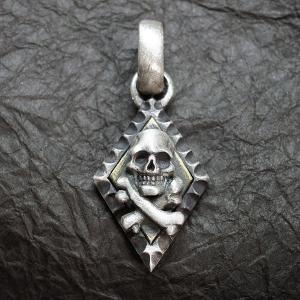 ブラックチェイサー『スカルメキシカンペンダント』/BlackChaser『SkullMexicanPendant』|blackchaser