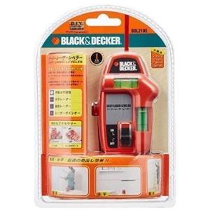 ブラックアンドデッカー(BLACK+DECKER) イージーレベラー BDL210S|blackmacerstore