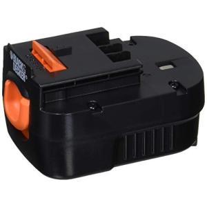 ブラックアンドデッカー(BLACK+DECKER) スライダーバッテリー 12V A12|blackmacerstore