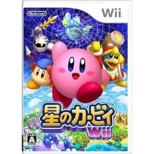 星のカービィ Wii|blackmacerstore
