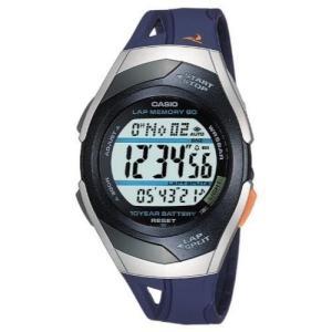 [カシオ] 腕時計 フィズ LAP MEMORY 60 STR300J2AJF ブルー|blackmacerstore