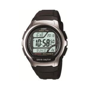 [カシオ]CASIO 腕時計 ウェーブセプター 電波時計 WV-58J-1AJF メンズ|blackmacerstore