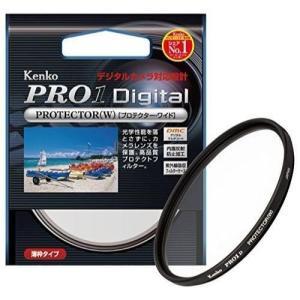 ●商品名:Kenko レンズフィルター PRO1D プロテクター (W) 46mm レンズ保護用 3...