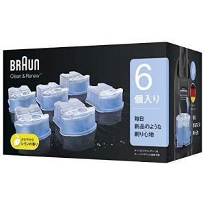 ●商品名:ブラウン アルコール洗浄液 メンズシェーバー用 6個入り CCR6 CR 正規品  ●JA...