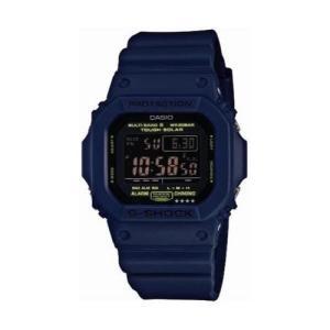[カシオ]CASIO 腕時計 G-SHOCK ジーショック 電波ソーラ GW-M5610NV-2JF...