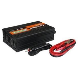 メルテック インバーター 2way(USB&コンセント) DC12V コンセント2口(120W/50...