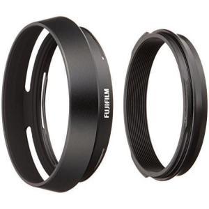 FUJIFILM X100シリーズ用レンズフード ブラック LH-X100 B