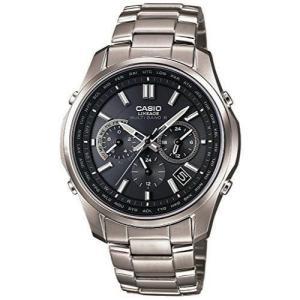 [カシオ] 腕時計 リニエージ 電波ソーラー LIW-M610TDS-1AJF シルバー|blackmacerstore