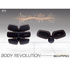 ●商品名:シックスパッド ボディフィット (SIXPAD Body Fit) MTG 【メーカー純正...