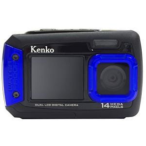 Kenko 防水デュアルモニターデジタルカメラ DSC1480DW IPX8相当防水 1.5m耐落下衝撃 434758 blackmacerstore