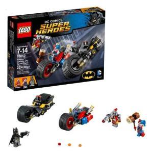 レゴ (LEGO) スーパー・ヒーローズ バットマン:ゴッサム・シティ・サイクルチェース 76053|blackmacerstore