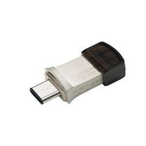 ●商品名:Transcend USBメモリ 32GB USB Type-C & USB 3....