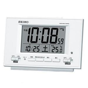 セイコー クロック 目覚まし時計 自動点灯 電...の関連商品4