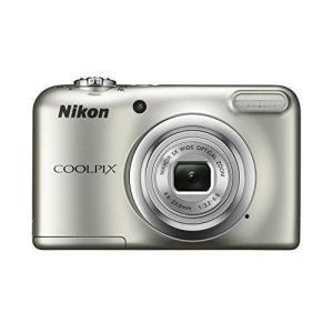 Nikon デジタルカメラ COOLPIX A10 シルバー 光学5倍ズーム 1614万画素 (乾電池タイプ) A10SL blackmacerstore