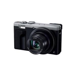 Panasonic コンパクトデジタルカメラ ルミックス TZ85 光学30倍 シルバー DMC-TZ85-S blackmacerstore