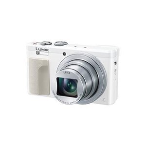 Panasonic コンパクトデジタルカメラ ルミックス TZ85 光学30倍 ホワイト DMC-TZ85-W blackmacerstore
