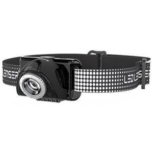 ●商品名:LEDLENSER(レッドレンザー) LEDヘッドライト SEO7Rブラック 釣り/登山/...