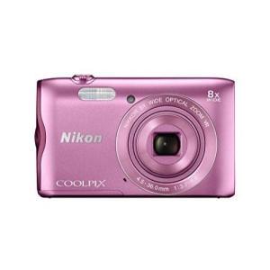 Nikon デジタルカメラ COOLPIX A300 光学8倍ズーム 2005万画素 ピンク A300PK blackmacerstore