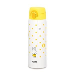 サーモス 調乳用ステンレスボトル 0.5L ミルク作りに最適 もれない JNX-500B イエロー(Y)|blackmacerstore