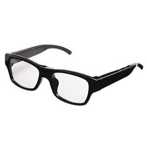 匠ブランド (TAR6U) メガネ型ビデオカメラ SPEye-Nine (エスピーアイナイン) 1080p FullHD ブラック NCG04050162-A0