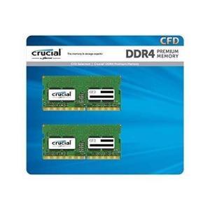 ●商品名:CFD販売 ノートPC用メモリ PC4-19200(DDR4-2400) 16GB×2枚 ...