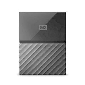 ●商品名:WD HDD ポータブル ハードディスク 4TB USB3.0 ブラック 暗号化 パスワー...