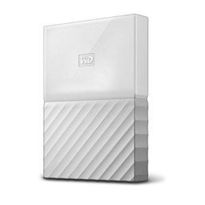 WD HDD ポータブル ハードディスク 1TB USB3.0 ホワイト 暗号化 パスワード保護 3...