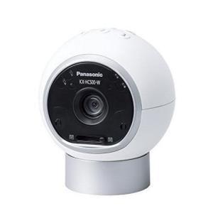 Panasonic ネットワークカメラ スマ@ホーム おはなしカメラ KX-HC500-W blackmacerstore