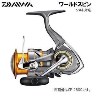 ダイワ(Daiwa) スピニングリール 17ワールドスピン CF3000|blackmacerstore