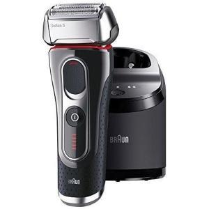 ブラウン メンズ電気シェーバー シリーズ5 5090cc-P 3枚刃 洗浄機付 水洗い可 blackmacerstore