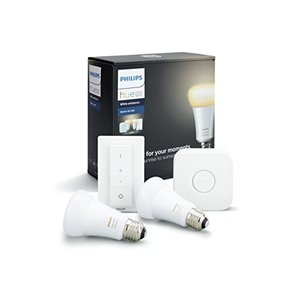 Philips Hue(ヒュー) ホワイトグラデーション スターターセット(Works with A...