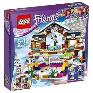 """レゴ(LEGO)フレンズ スキーリゾート""""スケートリンク"""