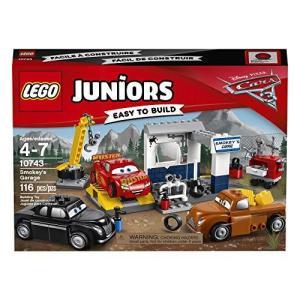 レゴ (LEGO) ジュニア ディズニー カーズ スモーキーのガレージ 10743|blackmacerstore