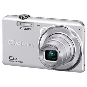 CASIO デジタルカメラ EXILIM 広角26mm 光学6倍ズーム EX-ZS29SR シルバー blackmacerstore