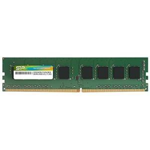 シリコンパワー デスクトップPC用メモリ DDR4-2400(PC4-19200) 8GB×1枚 288Pin 1.2V CL17 永久保証 SP008GBLFU240B02|blackmacerstore