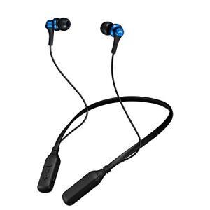 JVC HA-FX57BT-A Bluetooth 連続14時間再生ワイヤレスイヤホン/ネックバンド...