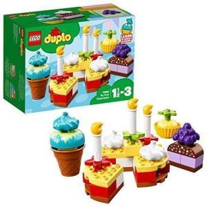 """●商品名:レゴ(LEGO) デュプロ はじめてのデュプロ(R) """"バースデーケーキ"""" 10862  ..."""
