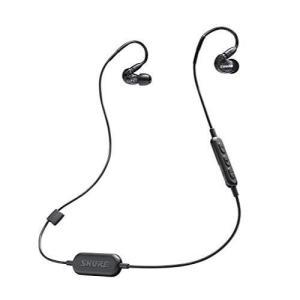 SHURE ワイヤレスイヤホン BT1シリーズ SE215 Bluetooth カナル型 高遮音性 ...