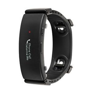ソニー ウェナ SONY wena スマートウォッチ 電子マネー 楽天Edy GPS内蔵 光学式心拍計 活動量計 iOS/Android対応 wena wrist active Black : シリコンラバ|blackmacerstore