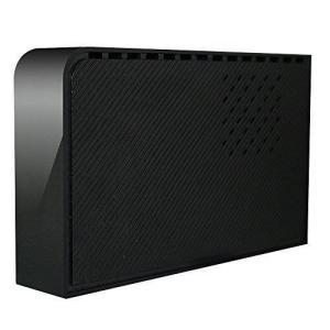 MARSHAL SHELTER (据え置き) 3.5インチ 外付け HDD (4TB) 据え置き USB 3.0 搭載 TV録画対応 ハードディスク MAL34000EX3-BK blackmacerstore