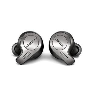●商品名:Jabra Elite 65t チタニウムブラック 北欧デザイン Alexa対応完全ワイヤ...
