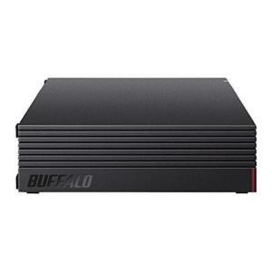 BUFFALO USB接続 外付けハードディスク テレビ録画対応 日本製 みまもり合図 3TB HD-AD3U3 blackmacerstore