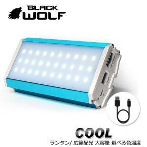 LEDランタン 本体充電式 携帯 アウトドア 釣り 旅行用品 登山 ライト ランタン キャンプ 磁石 BLACKWOLF blackwolf