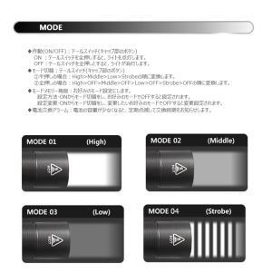 【BLACK WOLF】A10R 本体で充電ができるライトです。CREE XLamp XM-L2を搭載し爆光を放ちます。対象物が暗所から3Dのように現れます。電子回路は疲労や脱力抑制|blackwolf|05