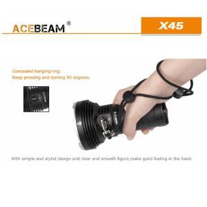 【ACEBEAM】X45 CREE XLampの最新&ハイエンドLEDを搭載。多くのマニアをも魅了させてしまう注文度が高いブランドです。光をお楽しみください。|blackwolf|06